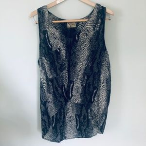 Show Me Your Mumu Top- Size Small